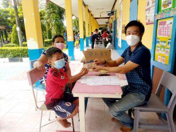 โรงเรียนบ้านซ่อง มอบเงินตามโครงการเงินกู้เพื่อแก้ไขปัญหาเศรษฐกิจและสังคมจากการระบาดของโรคติดเชื้อ ไวรัสโคโรนา 2019 ของกระทรวงศึกษาธิการ โดยมอบเงินให้กับนักเรียนทุกคนจำนวน 2,000 บาท ในวันที่ 3 กันยายน 2564