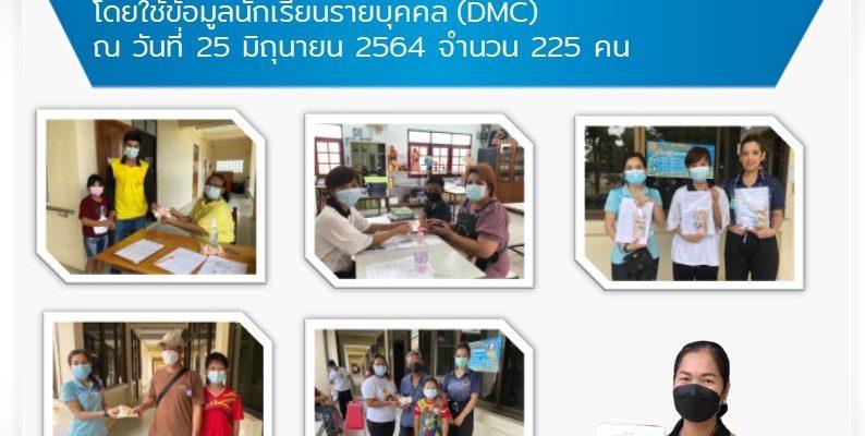 โรงเรียนวัดบ้านทวน แจ้งจดหมายข่าวประชาสัมพันธ์ ฉบับที่ 3 ปีการศึกษา 2564
